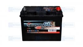 Акумулятор BlackMax 60A (-/+) (540EN) ASIA