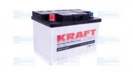 Акумулятор KRAFT 60Ah (-/+) (640EN) ЕВ
