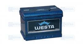 Акумулятор Westa 60AhN (-/+) (600EN)ЕВ